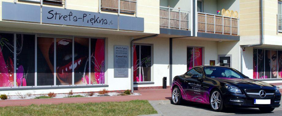 Mercedes SLK Strefa Piękna