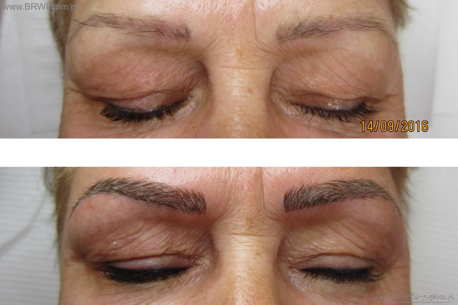 Makijaż Permanentny Salon Urody Strefa Piękna Gliwice